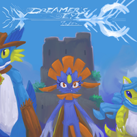 PMDU Original Soundtrack - The Dreamer's Eye by byona