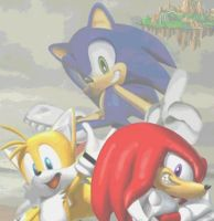 Team Sonic by swifthom
