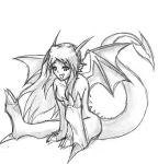 2nd Dragon after help by Bookai