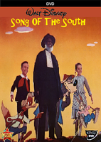 Disney's Song Of The South DVD (FAKE) by MovieStar1999