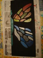 Half of Stained Glass Design by Nevusien