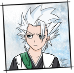 Hitsugaya Toshiro by sakura-the-kunoichi