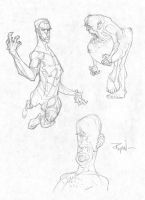 Drawnight sketches part 3 by RyanOttley