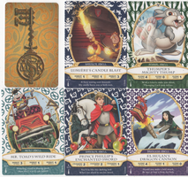 Sorcerer Cards starter set by BennytheBeast