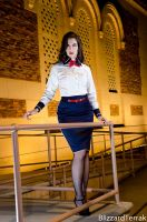 Elizabeth Bioshock Infinite- Burial at Sea by LadyStaba