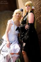 Chobits - Chii and Freya Cosplay by pure-faces