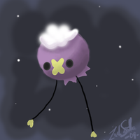 Drifloon by ztak1227