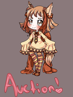 Adoptable AUCTION Collab CLOSED by milkie-nommi