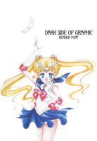 Sailor Moon 01 by DarkSideofGraphic