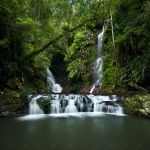Elebana Falls by DrewHopper