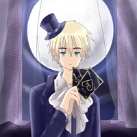 APH - Another Queen of Spades by Mi-chan4649
