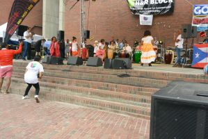 Puerto Rican/Latin Festival, Dancing To Bongos 4 by Miss-Tbones