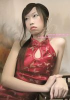 girl in red by MsMiyavi