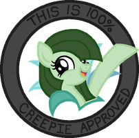 Creepie Approved by 1mbean