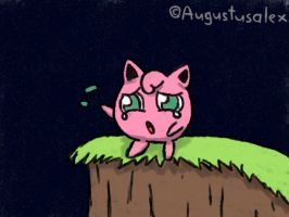 Jigglypuff's Lonely Song by Augustusalex