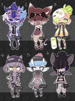 AdoptsAdopts set price [OPEN] by gekkore