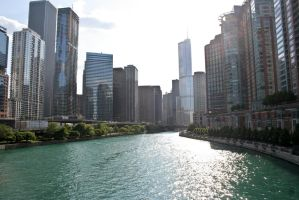 Chicago stock 34 by Random-Acts-Stock
