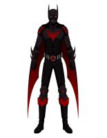 Batman Beyond - Alt Concept by Jarein