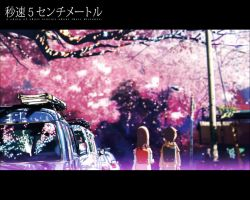 5 Centimeters Per Second WP 01 by hop3sfall