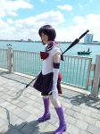 Super Sailor Saturn 4 by therealdeathnote