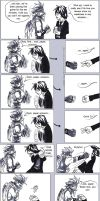 Bound : Rock, Paper, Scissors by Kabudragon