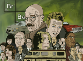 Breaking Bad by BigBabyLuc