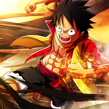 Monkey D. Luffy by Draox