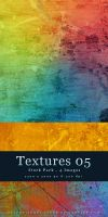 Textures 05 - Stock Pack by kuschelirmel-stock