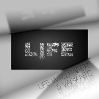 Life Wallpaper by NKspace