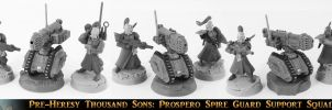 Prospero Spire Guard Support Squad by Proiteus