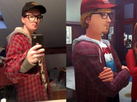 Justin cosplay! (Life Is Strange) by kam97