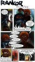 Rankor Chronicles: 107th page by SandraMJ