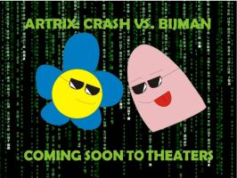 Artrix: Crash Vs. Bijman by Bijman