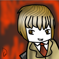 Death note Avatars - Light Yagami by DimensioGirl