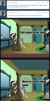 What you're gona do now? by Spectty