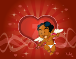 Cupid Stupid by WarBrown