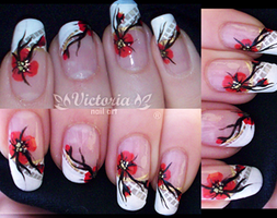 Nail art 76 by ChocolateBlood