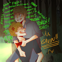 Mavin in Slender Rage Quit 2 by pikmama
