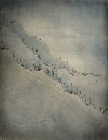 Make believe Chinese landscape by CouchyCreature
