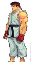 Ryu Colors by rogercruz