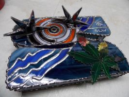 Sabby's  CUSTOM Stained Glass Box (Letter 'S')2 by whsprluv69