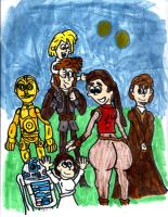 Anidala Family 2014 by SonicClone