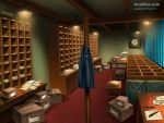 Post office on Titanic by novtilus