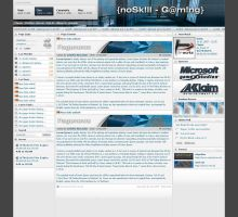 noSkill-Gaming by Sonic-TM