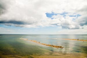 A View of the Sea by allenjennison