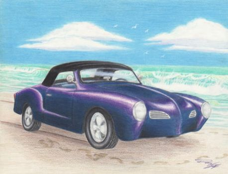 The Ghia's Vacation, Never Sounded So Good by DenaeFrazierStudios