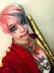 Harley Quinn Male Version - Suicide Squad by DamianNada