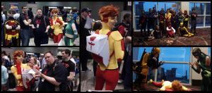 Young Justice Shenanigans Feat. Chris Jones! by SailorAnime