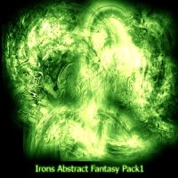 IronMans Abstract Fantasy Pack by xIronManx