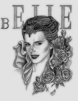 bELLE by Tigress0787